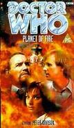 Planet of Fire VHS UK cover