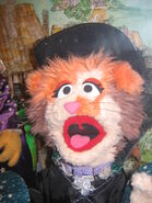 Chaos CBC Museum Puppet