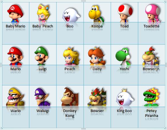 The Official Mario Fan...