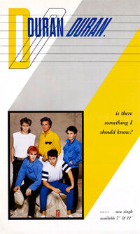 Is there something i should know duran duran duran
