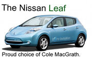 Nissan Leaf Cole copy