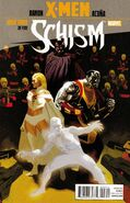 X-Men Schism Vol 1 3