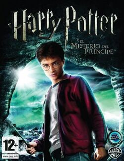 VJ6 Harry Potter 6 videojuego