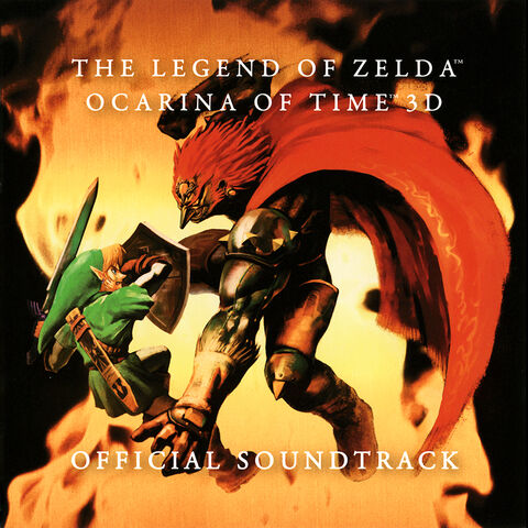 Legend of Zelda - Ocarina of Time 3D Official Soundtrack (FLAC)