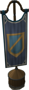 Captain of the Guard&#39;s Flag