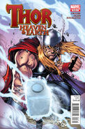 Thor Heaven &amp; Earth Vol 1 3