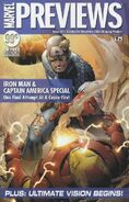Marvel Previews Vol 1 38