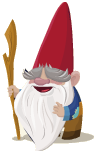 Wise Old Gnome