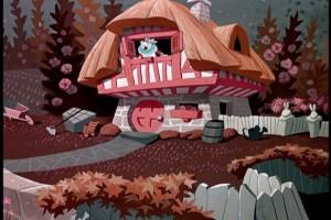 Maison du lapin blanc wiki walt disney le monde - Maison alice au pays des merveilles ...