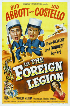 legion extranjera colombia: