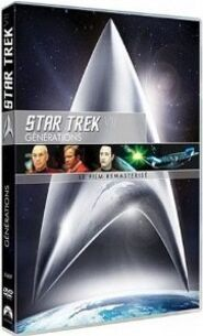 Star Trek generations (DVD 2009)