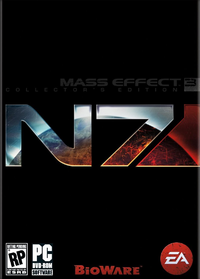 ME3 N7 CE cover