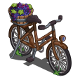 Rusted Bike-icon