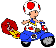 Toad Kart 8
