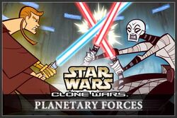 Clone Wars Planetary Forces
