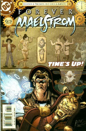 Cover for Forever Maelstrom #6