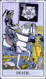 Beltway Sniper Death Tarot
