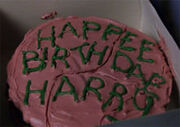 Harrycake