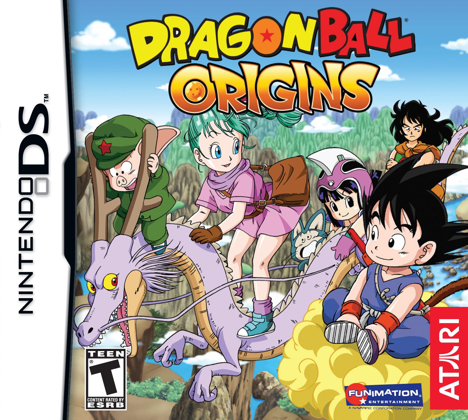 Dragon Ball:Origins - Dragon Ball Wiki
