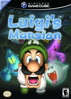 Luigis Mansion (NA)