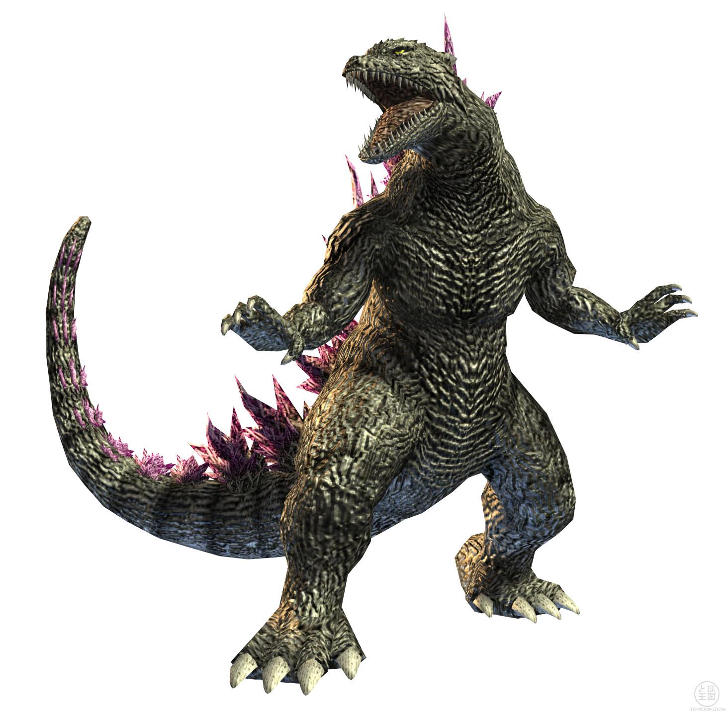 Godzilla: Unleashed (PlayStation 2) - Atari Godzilla Wiki
