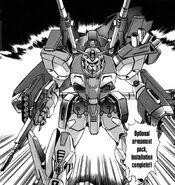 Mobile Suit Gundam F90 assault pack