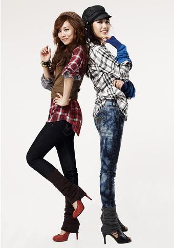 {Fei+Suzy} FeiZy ❤ Fei-Suzy-miss-A-@-EDWIN-100901-2-1-