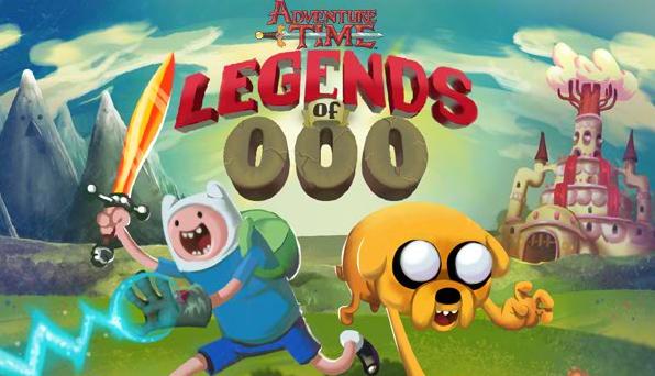 Adventure Time Ooo