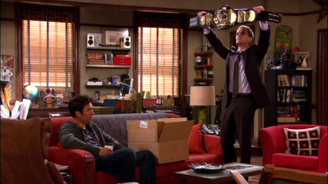 Marshall Und Lilys Apartment Das How I Met Your Mother
