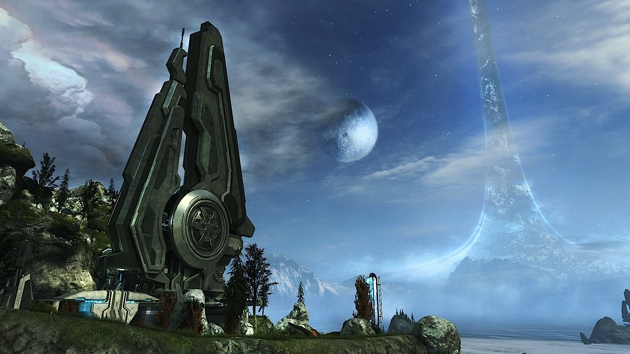 How To Make Halo Ring World Edit