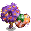 Magic Peach Tree-icon