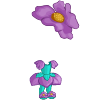 Fairy Dress (Purple)-icon