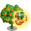 Giant Magic Orange Tree-icon