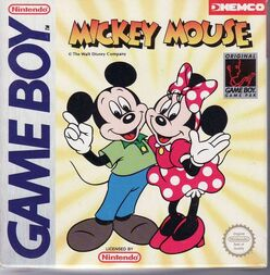 Kemco MickeyMouse Game 2