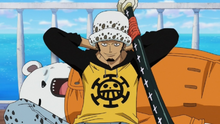Trafalgar Law