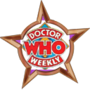 Doctor Who Weekly Award