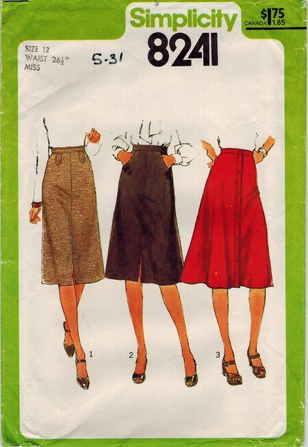 Simplicity 8421 70s 001