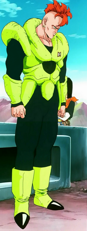 Android16GokusAssasinK