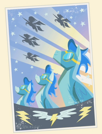 Wonderbolts poster cropped S1E01