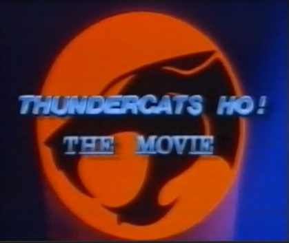 Thunder Cats on Thundercats Ho  The Movie   Thundercats Wiki