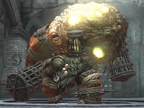 Undead - Darksiders Wiki - Wrath of War, Weapons, Enemies ...