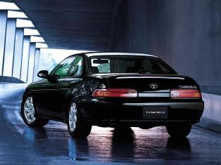 Toyota Soarer small