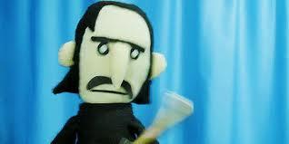 Mustache Voldemort 8