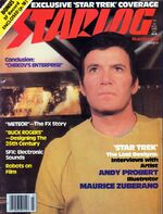 Starlog issue 032 cover