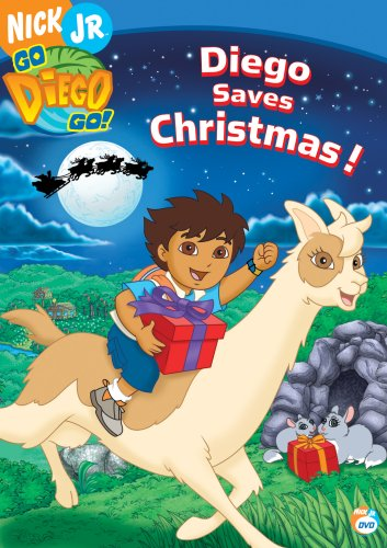 Diego Saves Christmas Christmas Specials Wiki