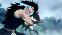 Gajeel and Lily