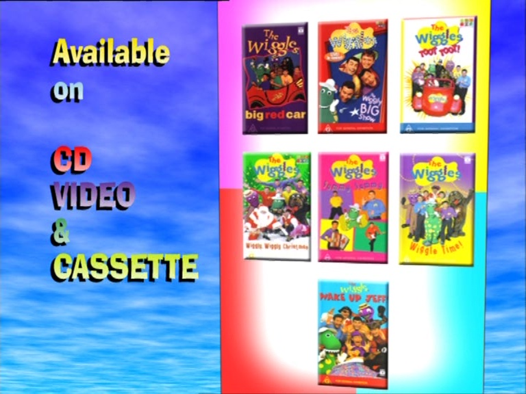 Wiggles Videos Wiggles Videos Preview...