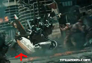 Barricade tf3 film