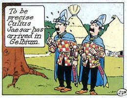 Dupondt em Asterix
