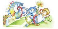 Doodle4Google Spain Winner - World Cup